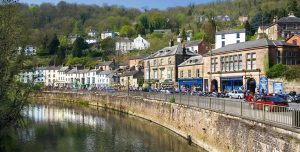 Matlock Bath, dubbed 'Little Switzerland' by locals – the more picturesque side of Matlock town and home to a park and pleasure ground which has been in use since the 1780s.