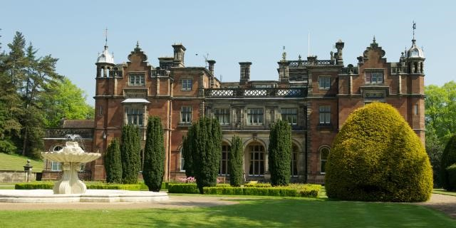 Keele Hall, Staffordshire