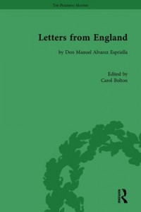 Carol Bolton - Letters from England