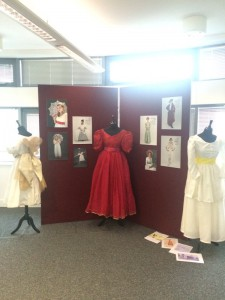 The costume exhibition