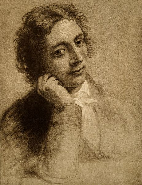 romantic era poet john keats Portrait of the english romantic poet john keats (1795-1821)  the majority of poets writing through this period reflect these changes in their.
