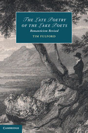 Late Poetry Lake Poets