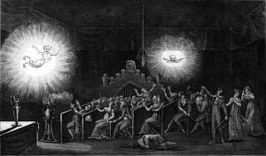 Robertson's phantasmagoria