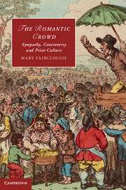 The Romantic Crowd - Mary Fairclough