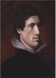 Charles Lamb, by William Hazlitt (1804)