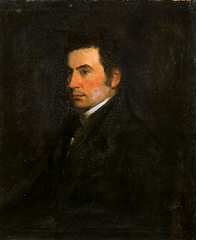 Thomas Manning, by J.M. Davis (1805)